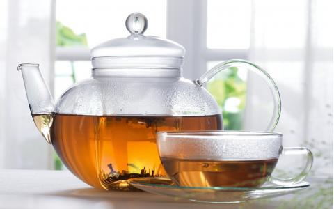 Чай в асортименті живий