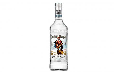 Capitan Morgan White